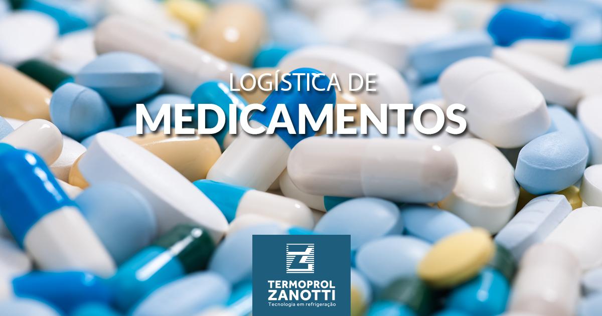 Refrigeração na Logística de Medicamentos