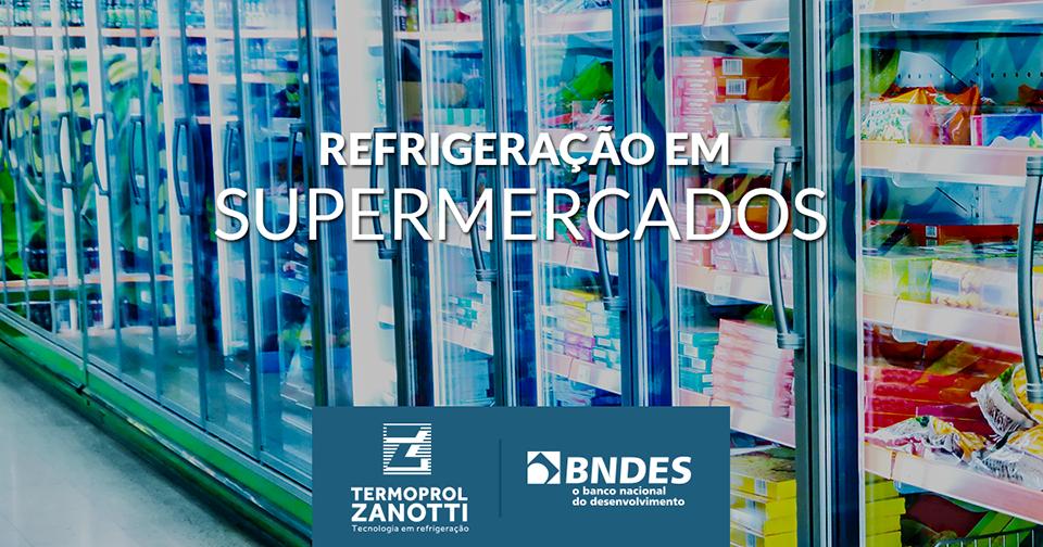 Eficiência Energética em Sistemas de Refrigeração de Supermercados
