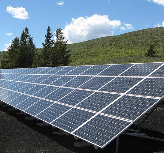 Energia renovável terá prioridade em financiamentos do BNDES