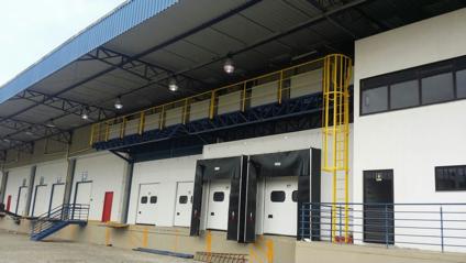 Nova instalação de Máquinas de Refrigeração Termoprol Zanotti