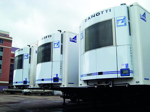 Processos Industriais em Refrigeração