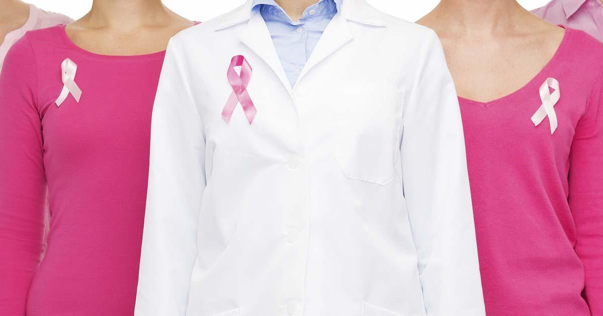 Outubro Rosa - Mês de prevenção contra o Câncer de mama!