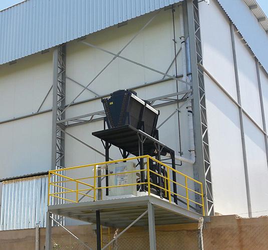 Instalação de equipamentos Termoprol: Lofrano